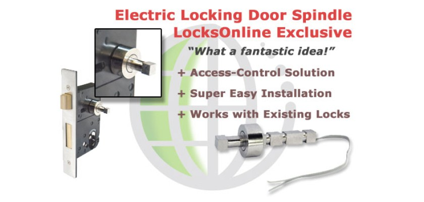 What a Fantastic Idea! The Electric Locking Spindle