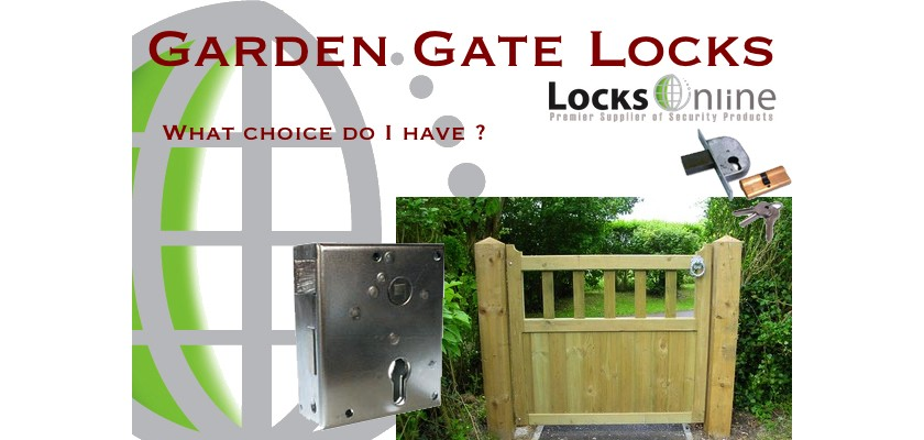 Locks For Gates - whats choices do I have ? - LocksOnline