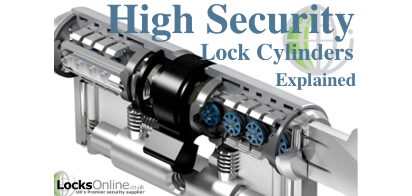 High security lock cylinders - A Locks Online Explanation