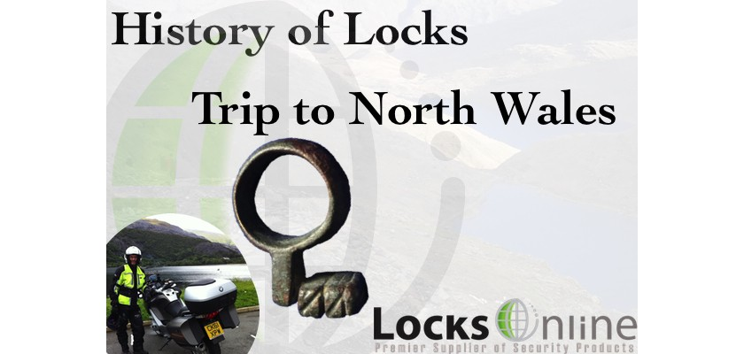 Some Lock History - Ring Keys - Trip to North Wales
