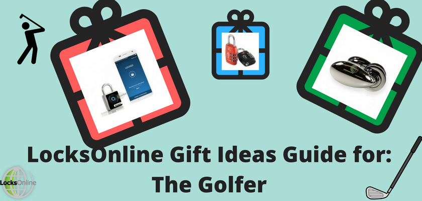 LocksOnline Gift Ideas Guide for: The Golf Player