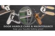 LocksOnline Guide to Door Handle Care and Maintenance