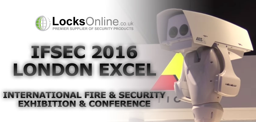 [Video Exclusive] Day #1 of IFSEC 2016 at ExCeL London with Exclusive Interviews!