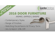 LocksOnline Product of the Week - LocksOnline 2016 Door Handles