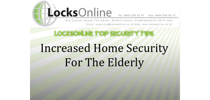 Increased Home Security for the Elderly