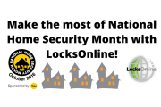 Upgrade your Home Security during National Home Security Month
