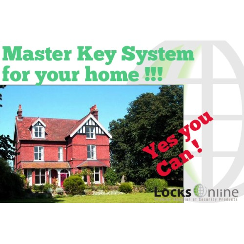 Master Key Systems for your home - Yes you Can !! | Locks Online