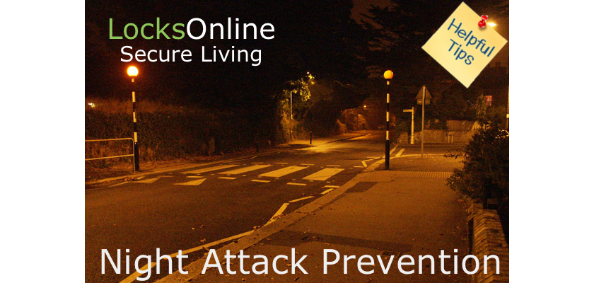 Tips for Preventing Night Assaults