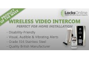 LocksOnline Product of the Week - AES Wireless Video Door Intercom System
