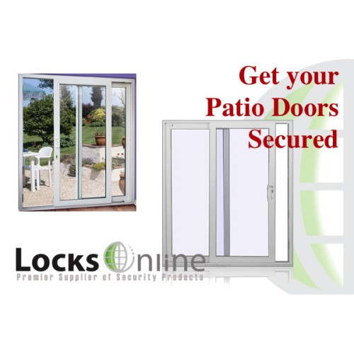 Patio Door Security Its A Must Guys On Those Old Patio Doors