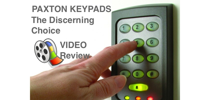 Paxton Access - K Series KeyPads - LocksOnline Video Review