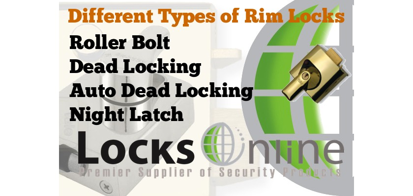 Rim Night Latches whats the different between the different types ?