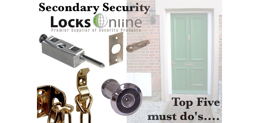 Secondary Security, Top Five Must Haves ¡¡