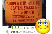 Hi All - Friday is back time to have a laugh follow #LOLFriday @Locks_Online :-) Happy Days