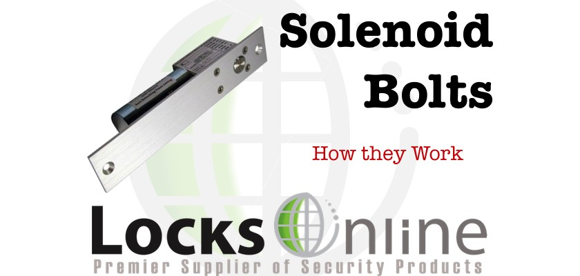 Product Review  -  Solenoid Bolts