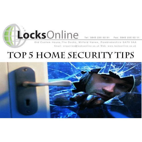 Locksonline top 5 ways to increase home security locks for Best locks for home security