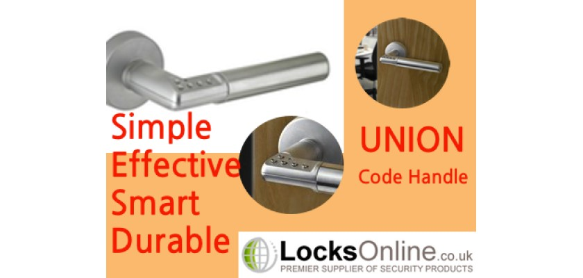 Union Code Handle - How smart is this !! - Locksonline Community