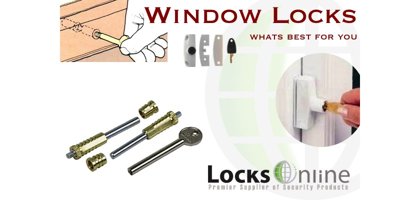 Window Locks - whats the best window lock for me