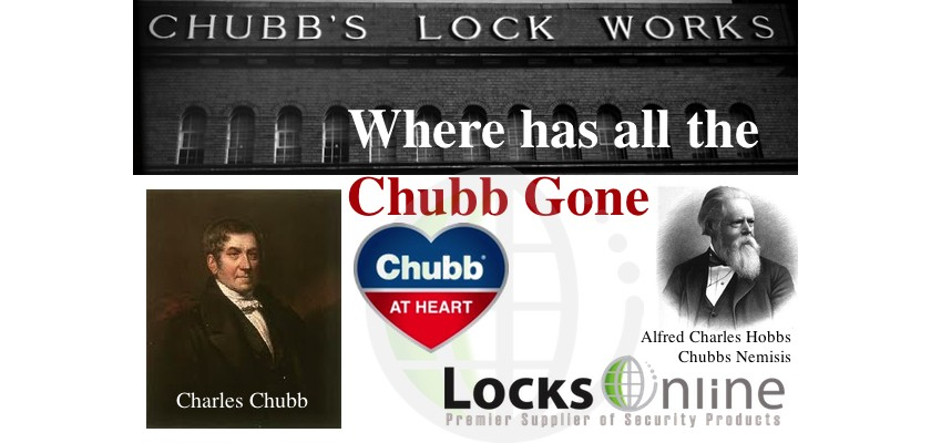 Where has all the Chubb gone !