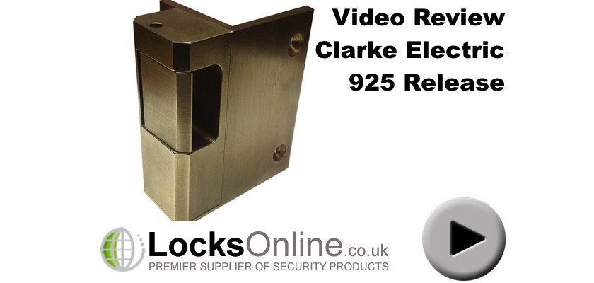 Clarke 925 Electric Release - Exclusive Video Review - LocksOnline