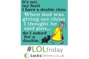 Its Lunch Time @Locks_Online so time for a little Giggle #LOLFriday