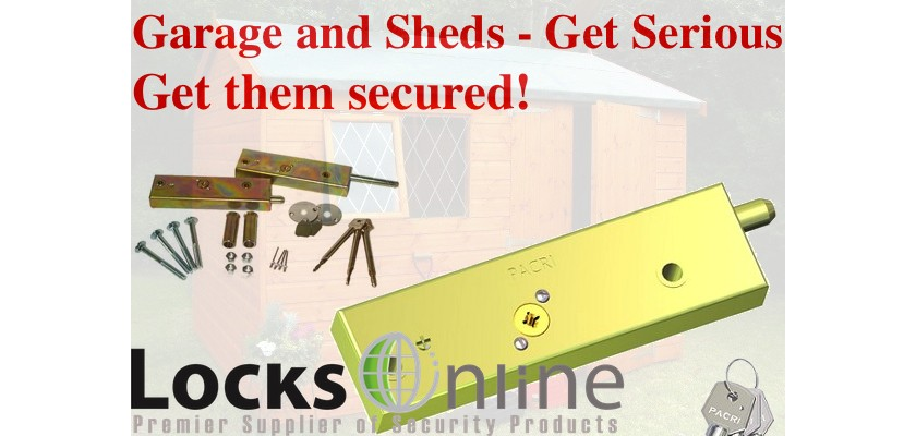 Garage and Sheds! - Keep Them Secure Garage Security