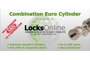 The Combination Euro Cylinder that revolutionises code-entry
