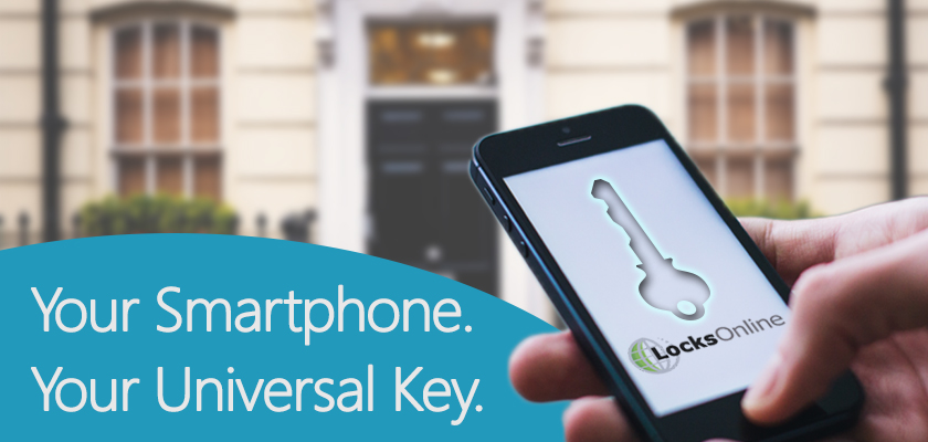 Using a SmartPhone to Unlock Your Door? Oh yes..