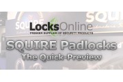 [Exclusive Video] Squire Padlocks Preview - Including New Electronic Key Padlocks!