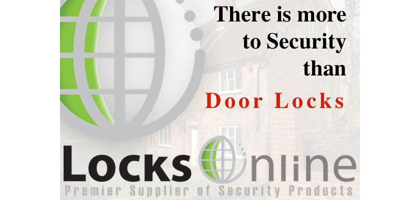 There is more to security than just locks - Home Security