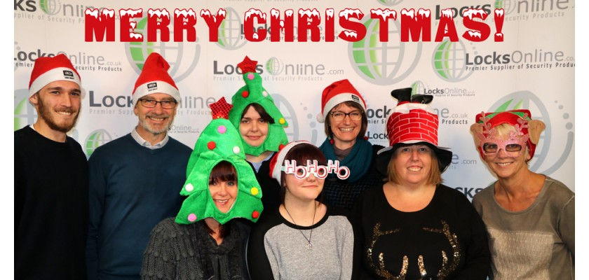 Wishing you a Merry Christmas from LocksOnline!