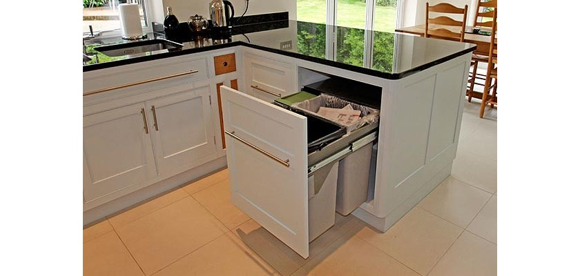 Ingenious Recycling Bin Storage Solutions for your Kitchen