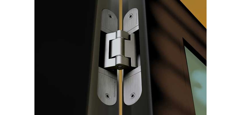 Tectus 3D Hinges - Quality Hardware for Flush Fitting Doors