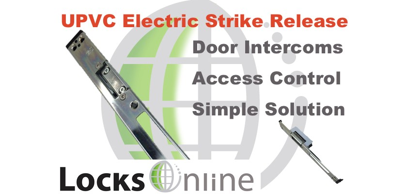 UPVC Electric Door Release - A simple Solution