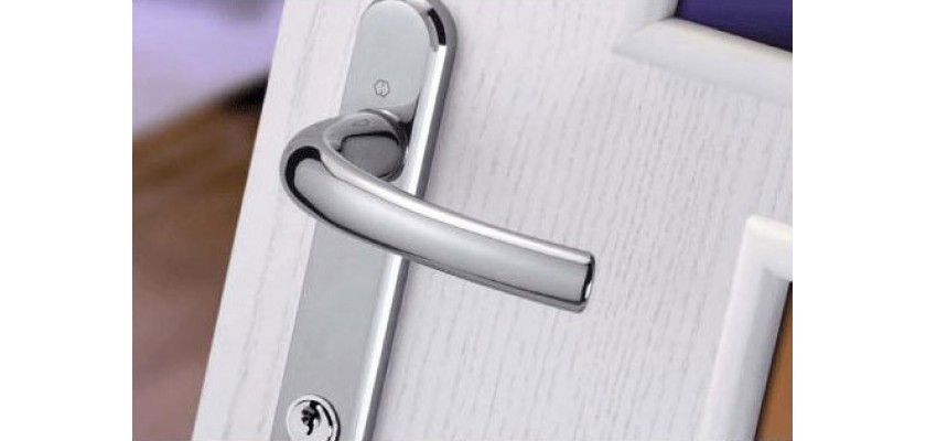 Plastic Doors UPVC Door Handles To Stiff to Lift