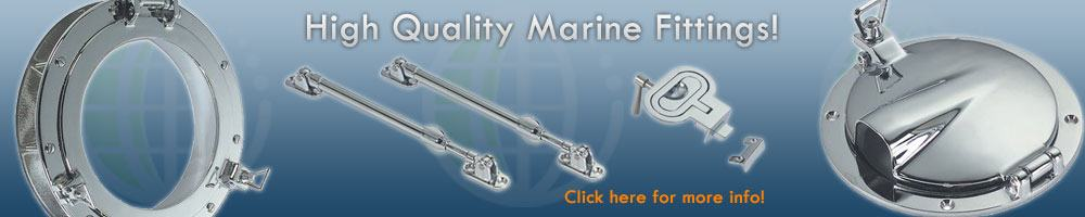 Marine Locks & Fittings
