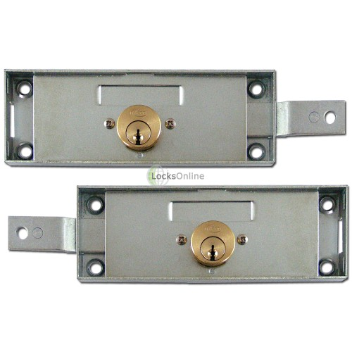 Main photo of Cylinder Operated Roller Shutter Locks
