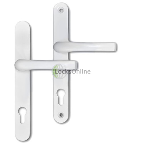 ASEC 92 PZ Front Door uPVC Handles to suit Roto - 230mm (200mm ...