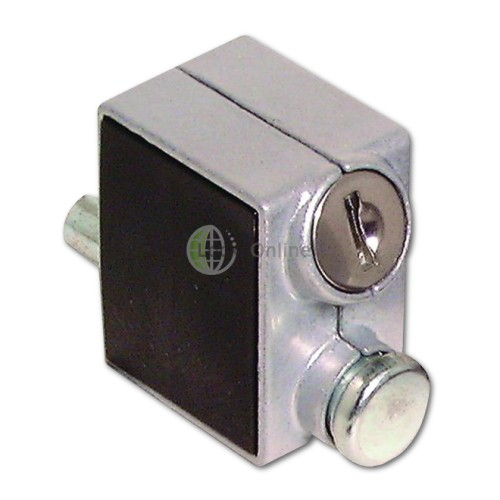 Main photo of Sliding Patio Door Push-Bolt Lock
