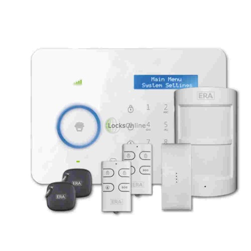 Main photo of ERA Invincible Advanced Home Alarm Kit with Smartphone App