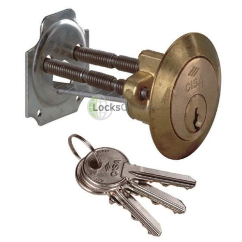 Main photo of CISA C2000 Rim Cylinder To Suit 11610 gate Lock