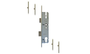 KFV 4 Roller U-Rail Version UPVC Multipoint Locks