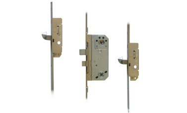 FIX 2025 Scandinavian Profile Hookbolt Multipoint Door Lock