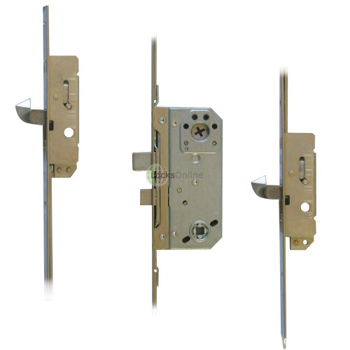 Main photo of FIX 2025 Scandinavian Profile Hookbolt Multipoint Door Lock