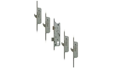 FUHR 856-4 Four-Hook uPVC Door Multipoint Lock