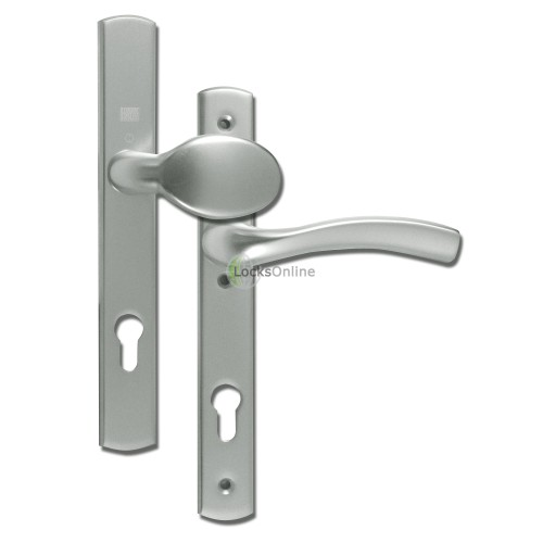 Winkhaus XL 92 PZ Multipoint Lever & Pad Handles - 260mm (214mm fixings)