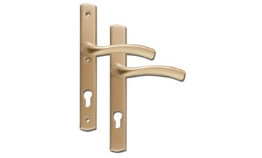 Winkhaus XL 92 PZ Multipoint Door Handles   260mm (214mm Fixings) ...