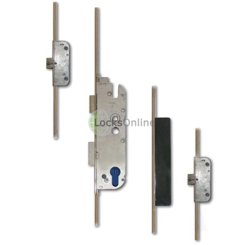 Main photo of ERA 2-Deadbolt Electronic Multipoint Lock
