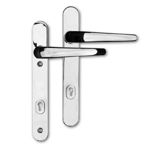 Era Vectis Door Handles 95mm Pz 221mm 122mm Fixings