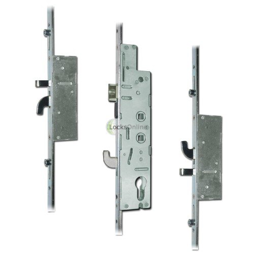 Main photo of Fullex XL Crimebeater Offset 2 Anti-Lift Hooks & 4 Roller Multipoint Lock
